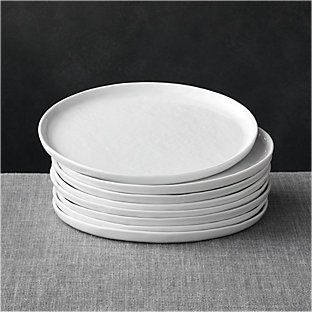 Mercer Dinner Plate | Crate and Barrel & Mercer Dinner Plate | Crates Barrels and Utensils