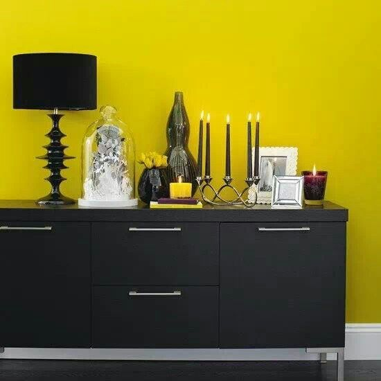 Colores nuevos-bufetera | sweet HOME | Pinterest | Decorating and House