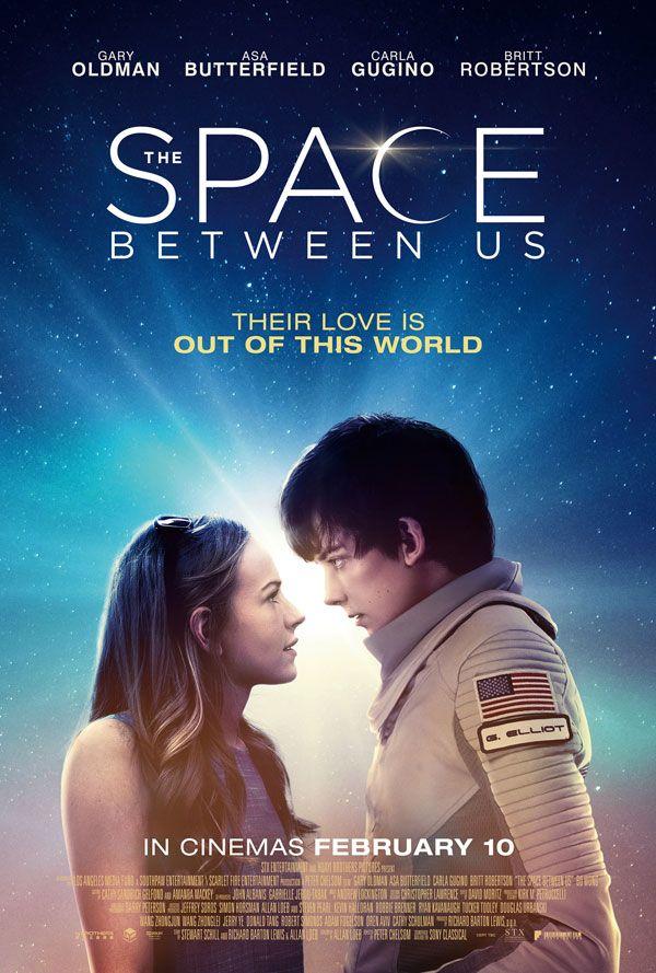 The Space Between Us The Space Between Us Space Between