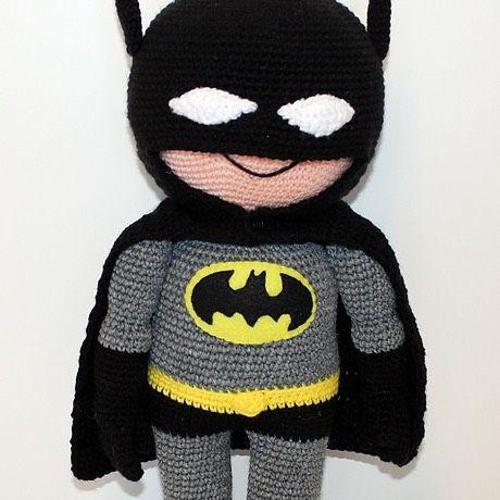 Kid Heroes Amigurumi | AmiGurris | Pinterest | Superhéroes, Varios y ...