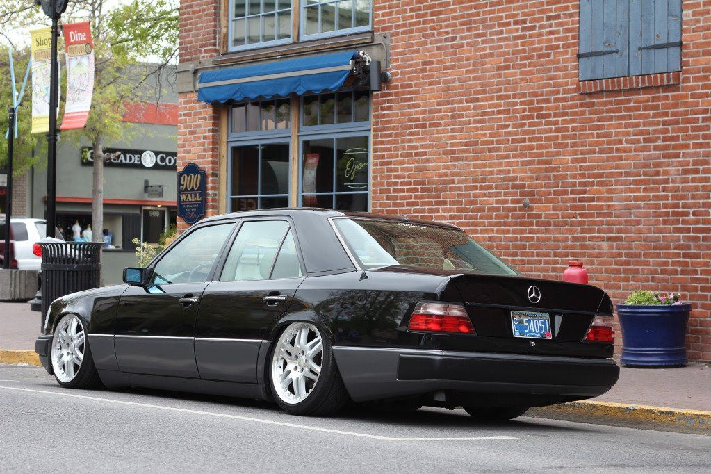 Benz slammed well done http://extreme-modified.com/ | Exotic cars ...