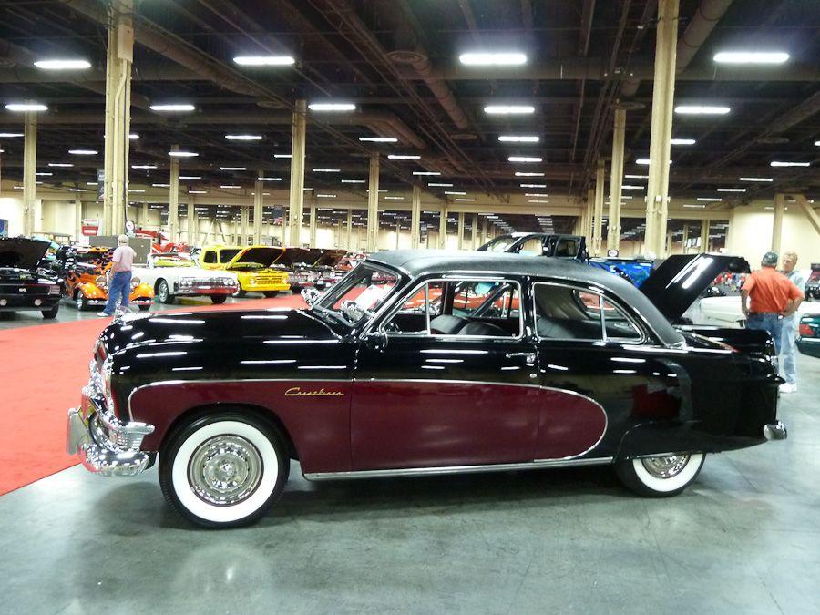 1950 Ford Crestline 2-Dr. Sedan