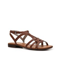 Report Gilly Flat Sandal from DSW - I'm ready for summer and sandal weather!