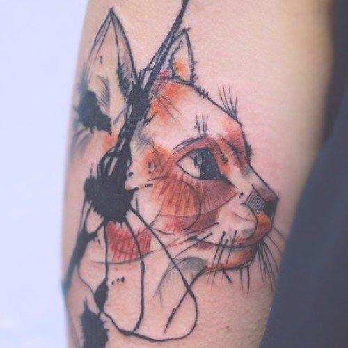 Tatuajes de gatos: significado e historia - VIX