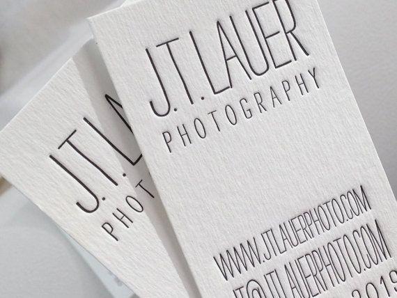 150 Letterpress Business Cards 1 Color 1 Side Rives 400 Etsy Letterpress Business Cards Letterpress Printing Letterpress