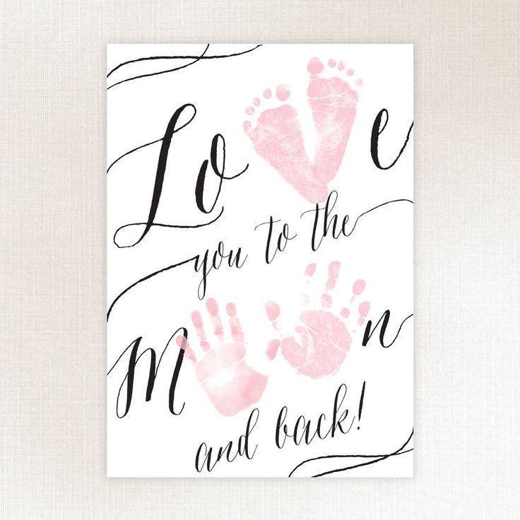 Photo of Liebe dich bis zum Mond und zurück – Baby gehört – liebe dich bis zum Mond und zurück …