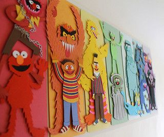 Muppet Spectrum - Detail
