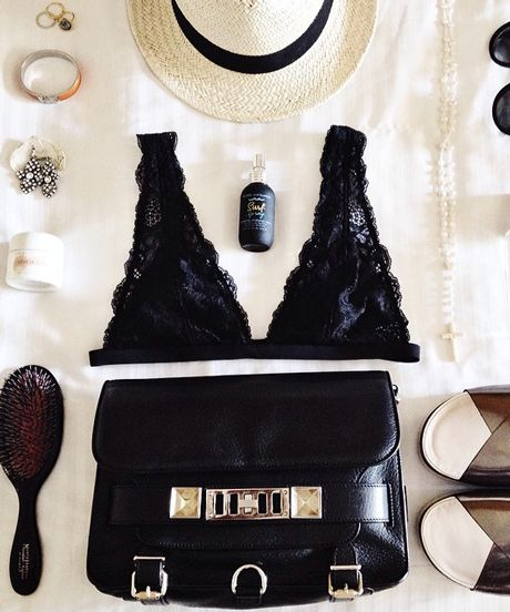 The Most Popular Lingerie On Instagram #refinery29  http://www.refinery29.com/instagram-lingerie-pictures-ideas