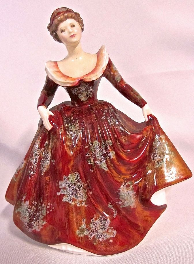 "Rare and Wonderful Royal Doulton no name no number - 7"" H approximately (#523) http://www.ebay.com/"