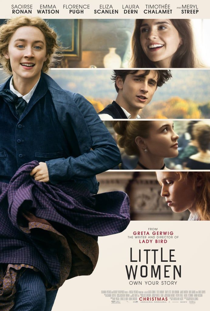 Official Little Women Movie Poster