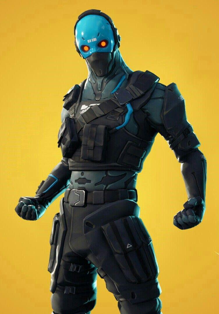 Cobalto Epic Games Fortnite Fortnite Suit Of Armor