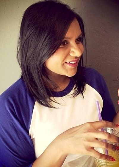 4 Mindy Kaling 9 Celebrity Haircuts For Summer Hair Inspiration Hair Hair Styles Hair Inspiration Celebrity Haircuts