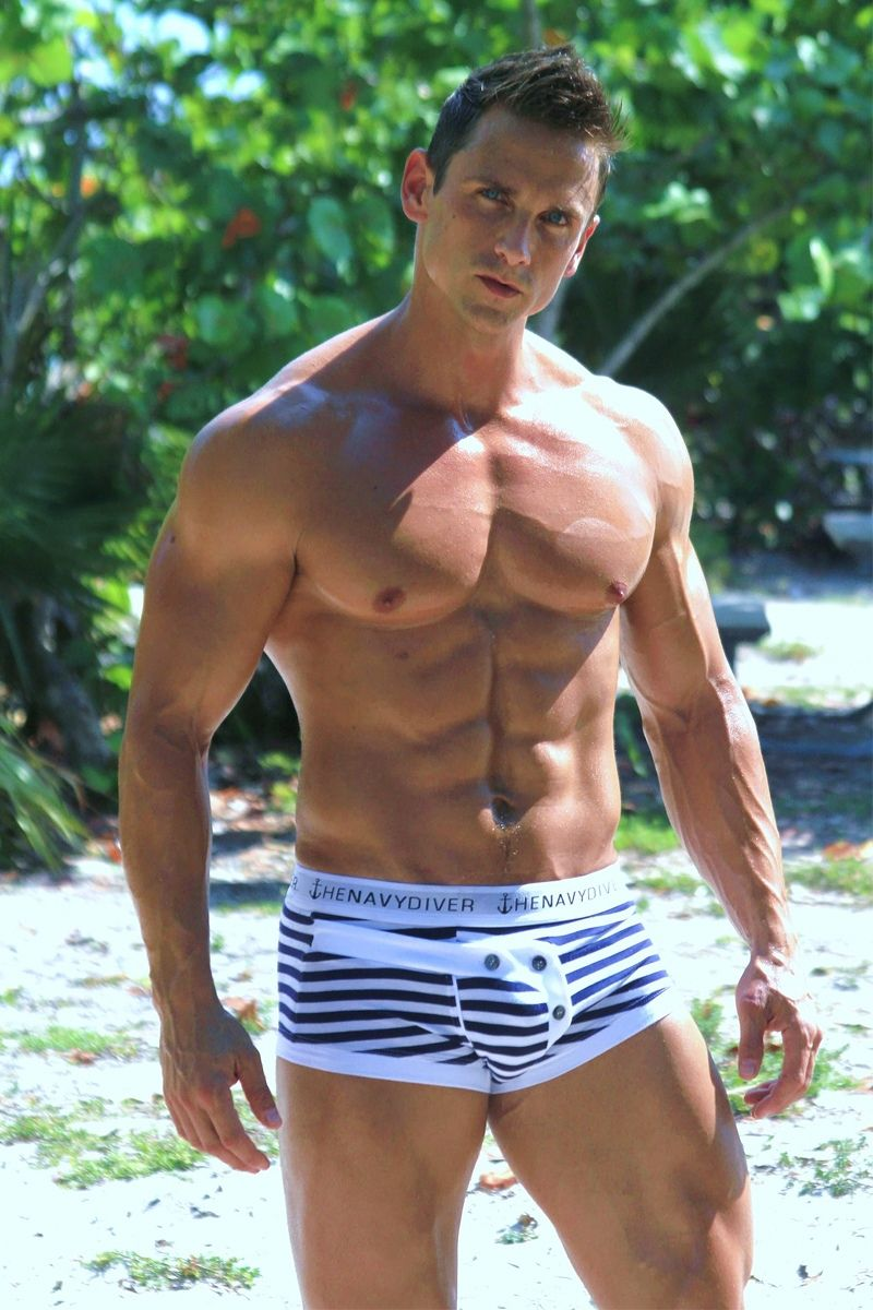 Hot guys in boxer briefs