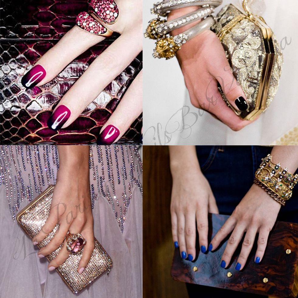 El complemento perfecto para #Nochevieja: tu manicura. ¿Cuál es la tuya?