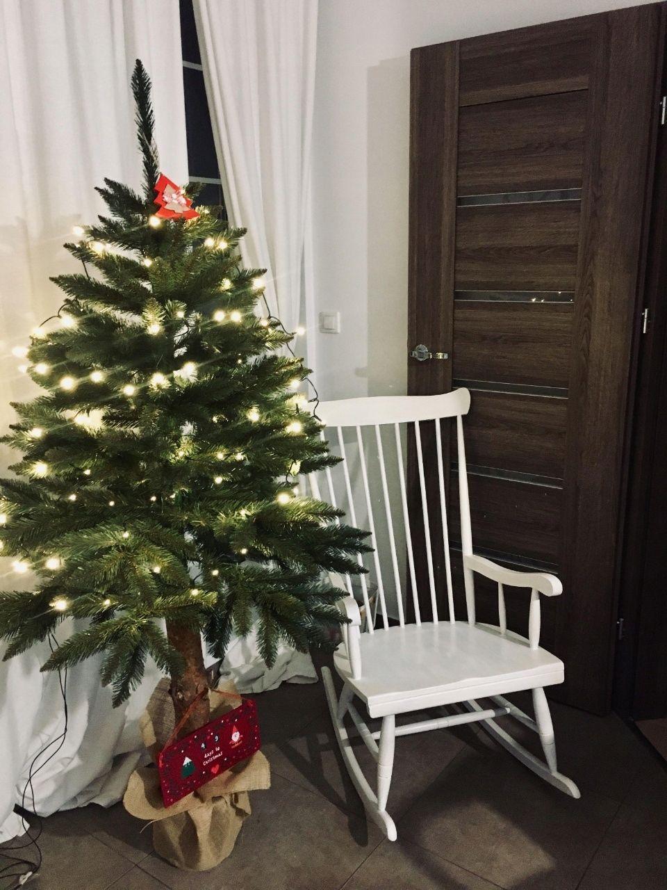 Choinka Sztuczna Na Pniu Swierk Syberyjski 180 Cm 7225370246 Oficjalne Archiwum Allegro Holiday Decor Christmas Tree Christmas