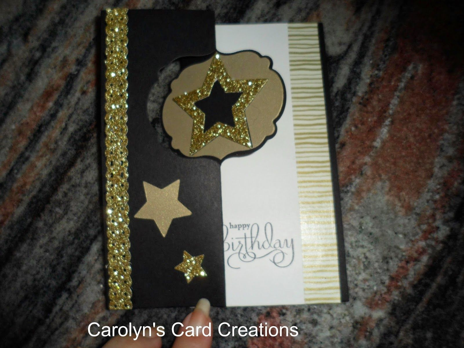 Carolynus card creations happy th birthday su cards pinterest