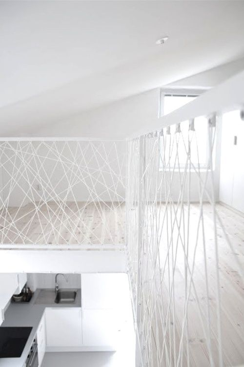 Bildergebnis Fur Netz Gelander Dekoration Treppe