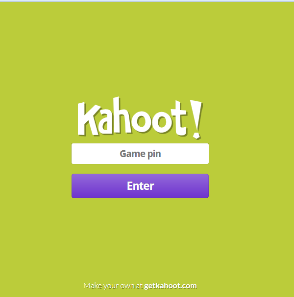 how to create a kahoot as a student