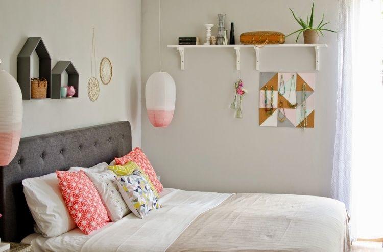 Peinture salon et chambre- quelles couleurs pour quelle pièce ...