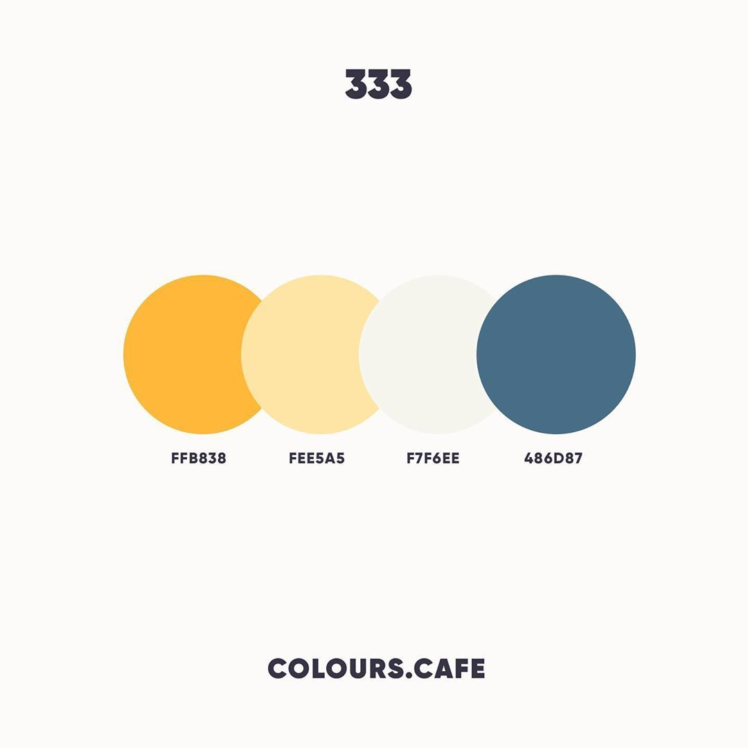colour333 Swipe left to see the codes (HEX,RGB,HSL,CMYK