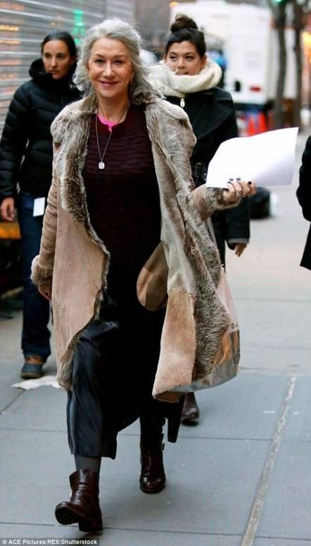 Photo of 51+ trendy fashion style women over 60 helen mirren #fashion    Source by shiloh…