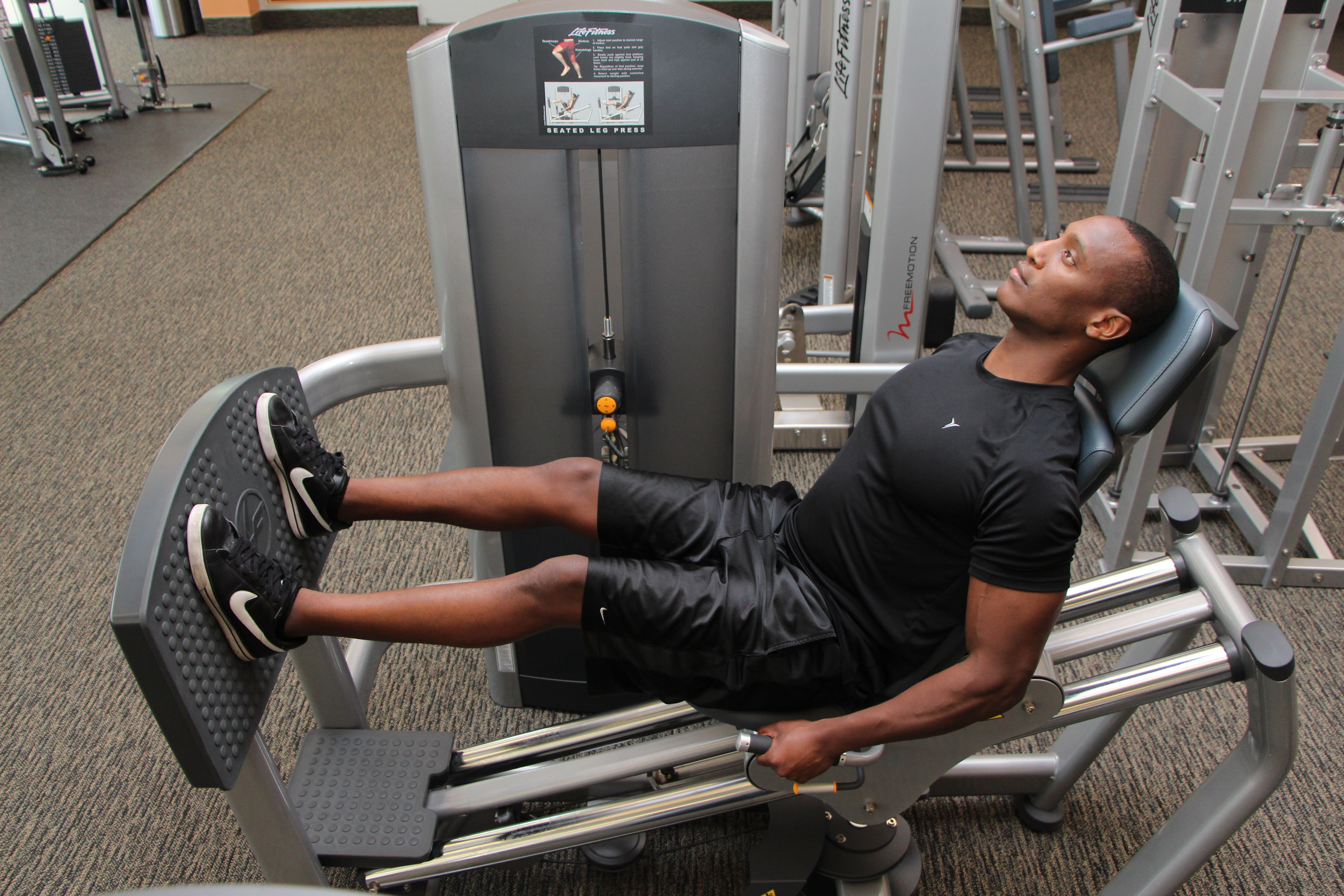 Weight Machines 101 – Leg Machines – Complete Leg Exercises ...