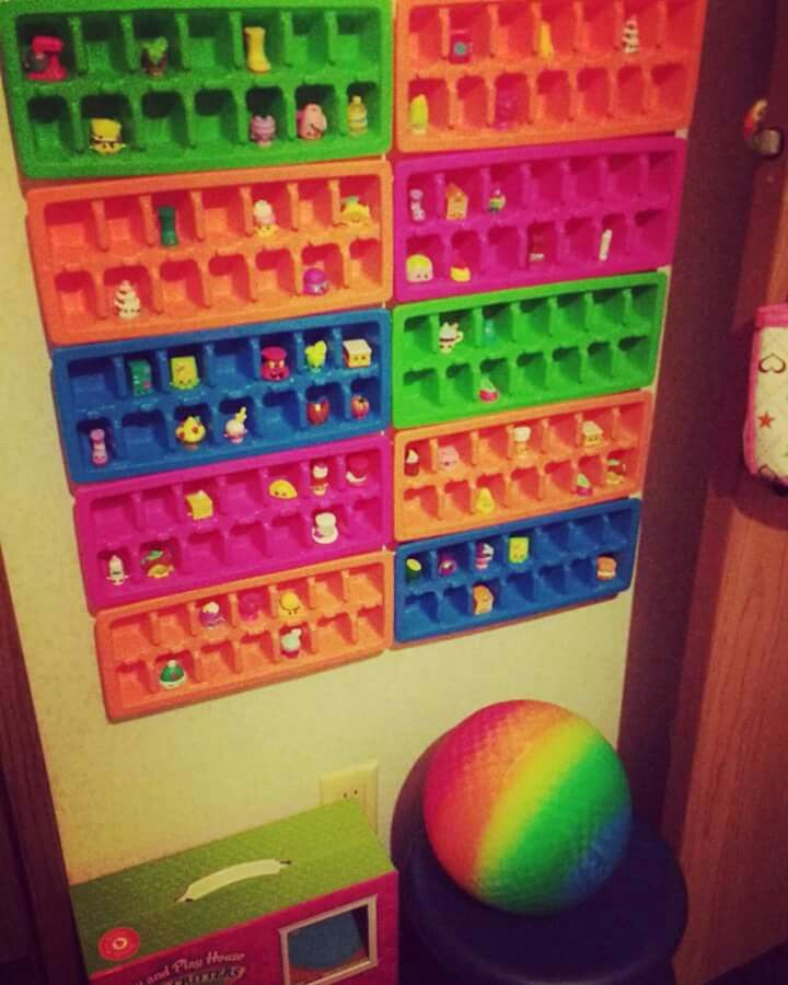 Good Idea For Koles Pokemon Dollar Stores Toy Rooms Shopkins