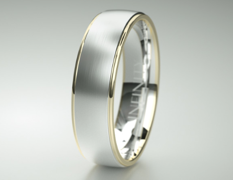 Mens Wedding Rings Bands By Infinity Available In Platinum White Yellow And Rose Gold Anium Palladium