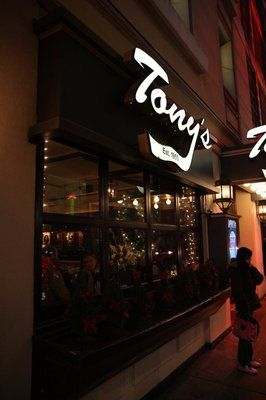 Amazing A Family Style Restaurant In The Theater District Amazing Italian Food And  A Great