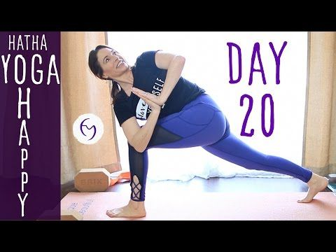 day 20 hatha yoga happiness laughter is the best medicine