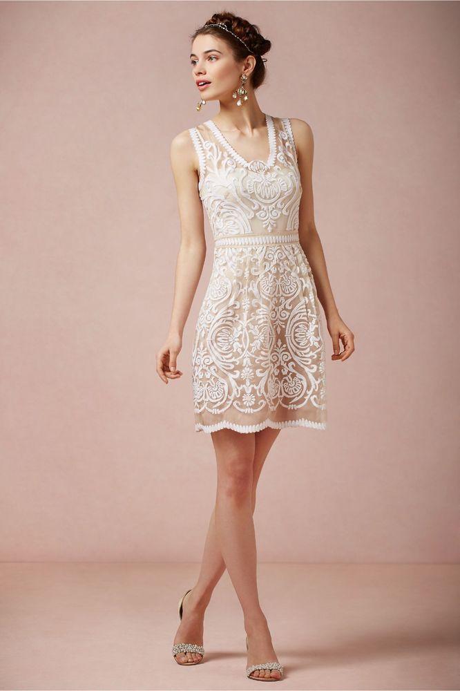 Beautiful! NWT Anthropologie Yoana Baraschi Jola Embroidered Dress ...
