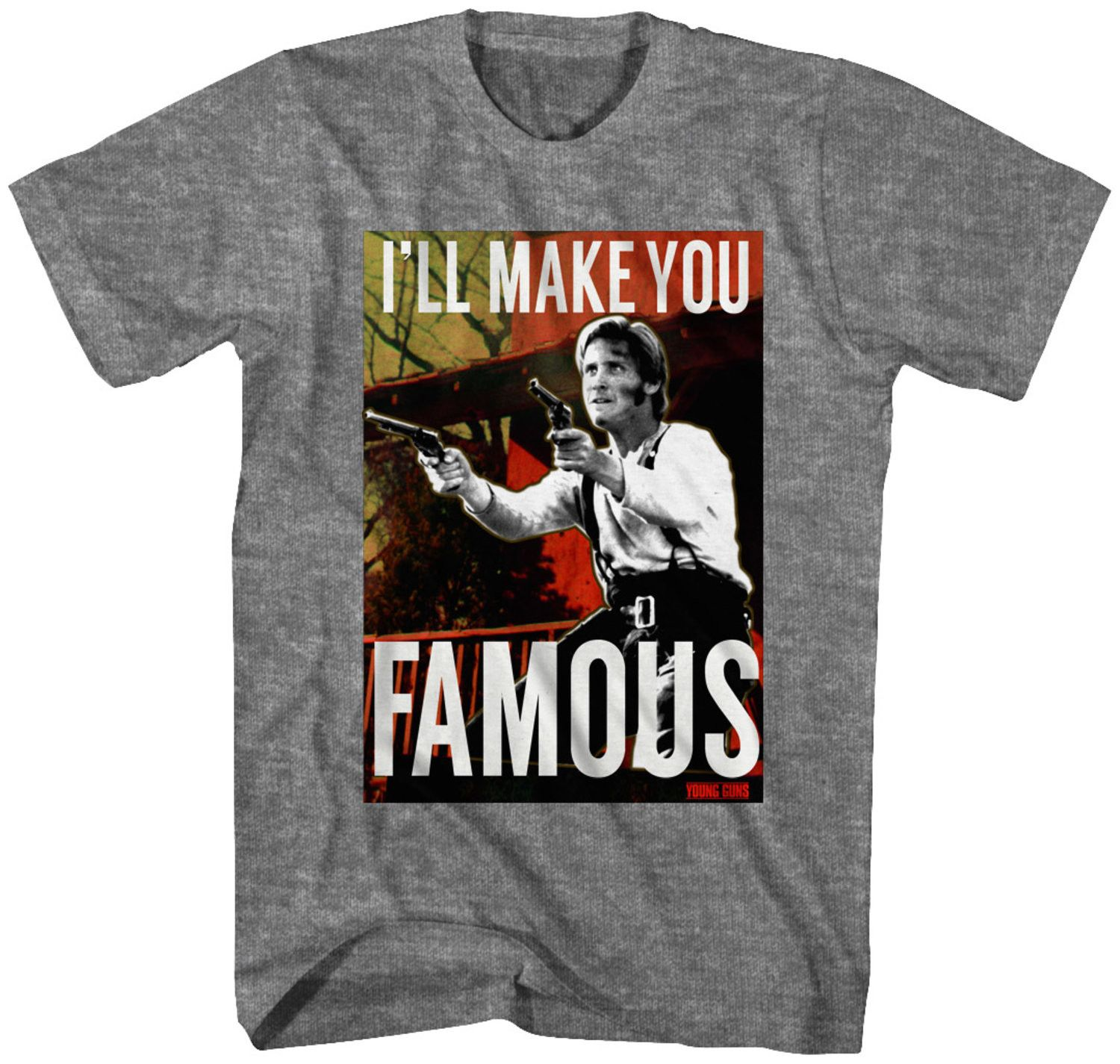 Young Guns Make You Famous T-Shirt