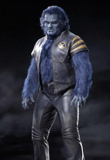 X Men The Last Stand Promo Shot Of Kelsey Grammer Kelsey Grammer Beast Xmen X Men