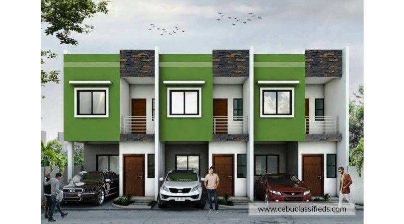 Property Details 2 Storey Townhouse Lot Area 45 Sqm Floor Area 70 Sqm 2 Bedrooms 1 Toilet Bath Living Townhouse Real Estate Houses Renting A House