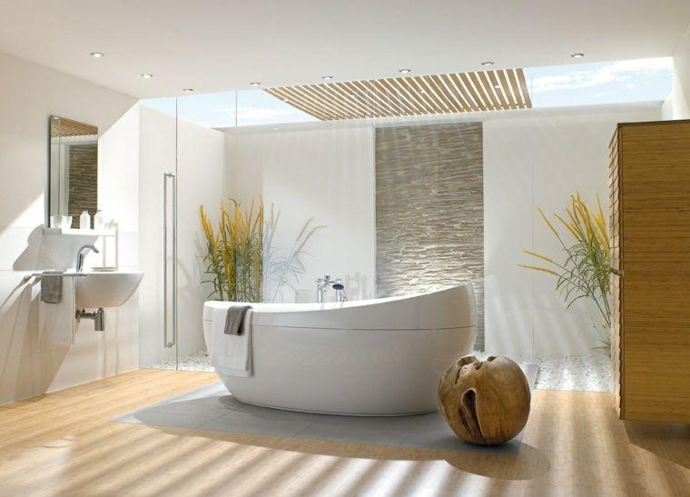 Salle de bain en pierre naturelle pour une ambiance minérale   Salle ...