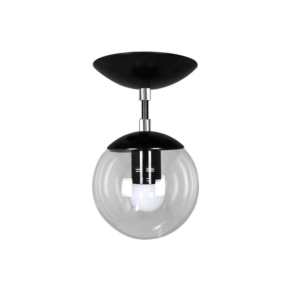 Br Cap Globe Flush Mount 6 Light Fixture Fixtures