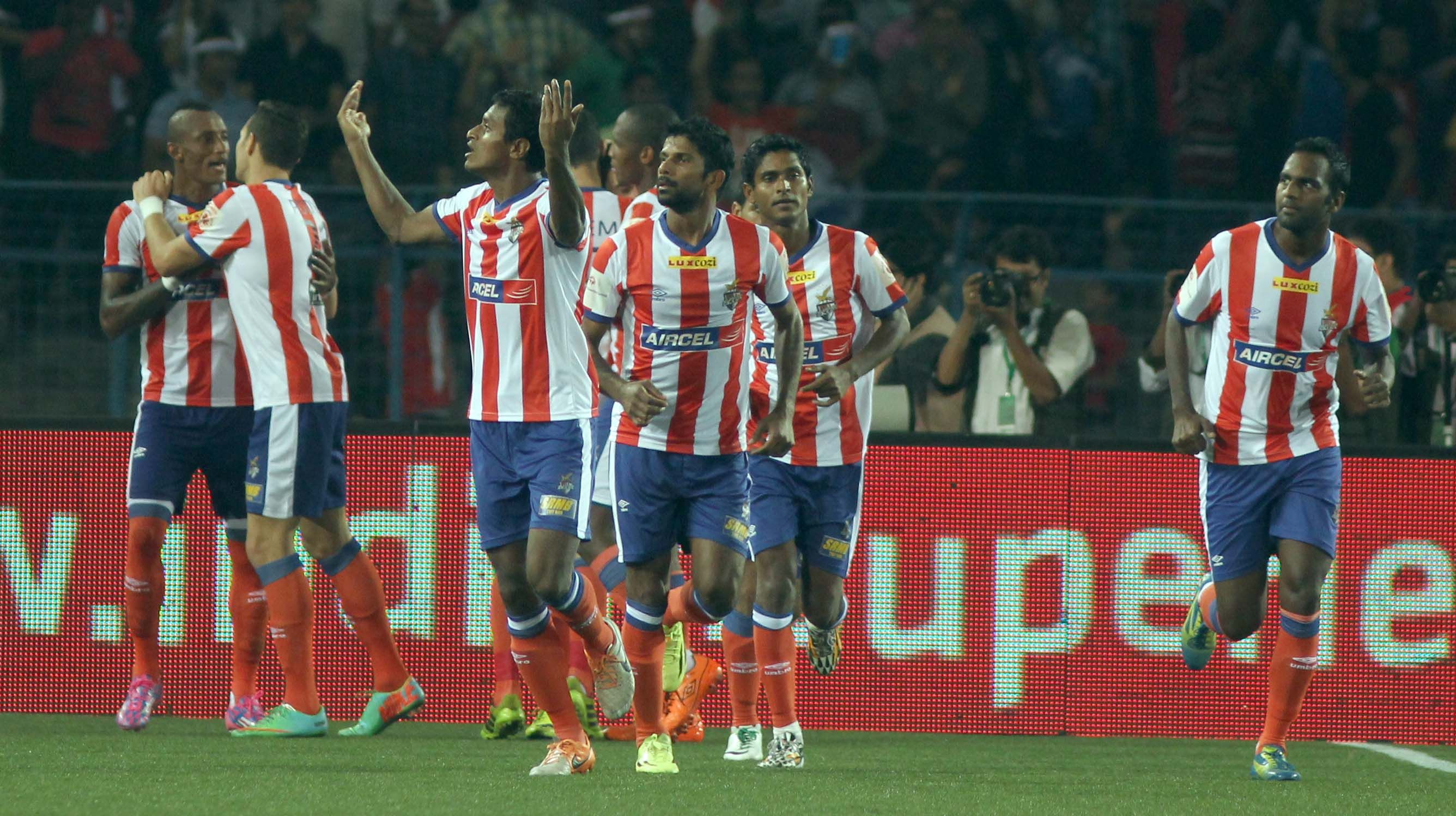 ATK has a roaring entry into ISLsemifinal. Let's cheer
