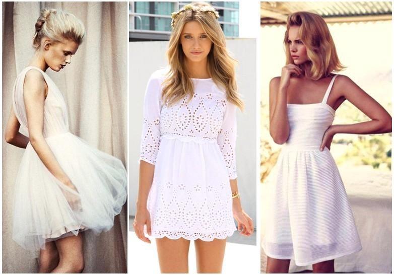 2014年的夏天,除了LBD小黑洋裝之外,還有另一個新崛起的時尚單品,也漸漸地攻佔了所有時裝秀的舞台,也成為街拍的熱門單品,而這個時尚新寵兒就是「白色小洋裝」,英文簡稱是LWD!面對這個新興的單品,styletc.com為大家整理了「白色小洋裝穿搭攻略」,用最清爽、溫柔的白色,在對抗夏季的毒辣太陽之餘,也能時尚有型!