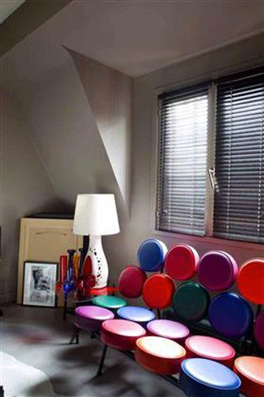 14 idées couleur taupe pour déco chambre et salon | Couleur taupe ...