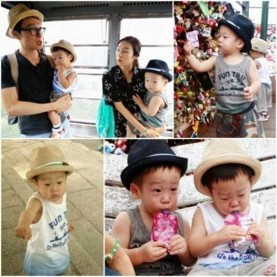 Lee Hwi Jae and his wife celebrate Suh Un and Suh Joon's 500th day in preview cuts for 'Superman is Back' | K-POP With