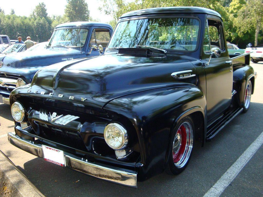 1954 mercury m 100 pickup truck