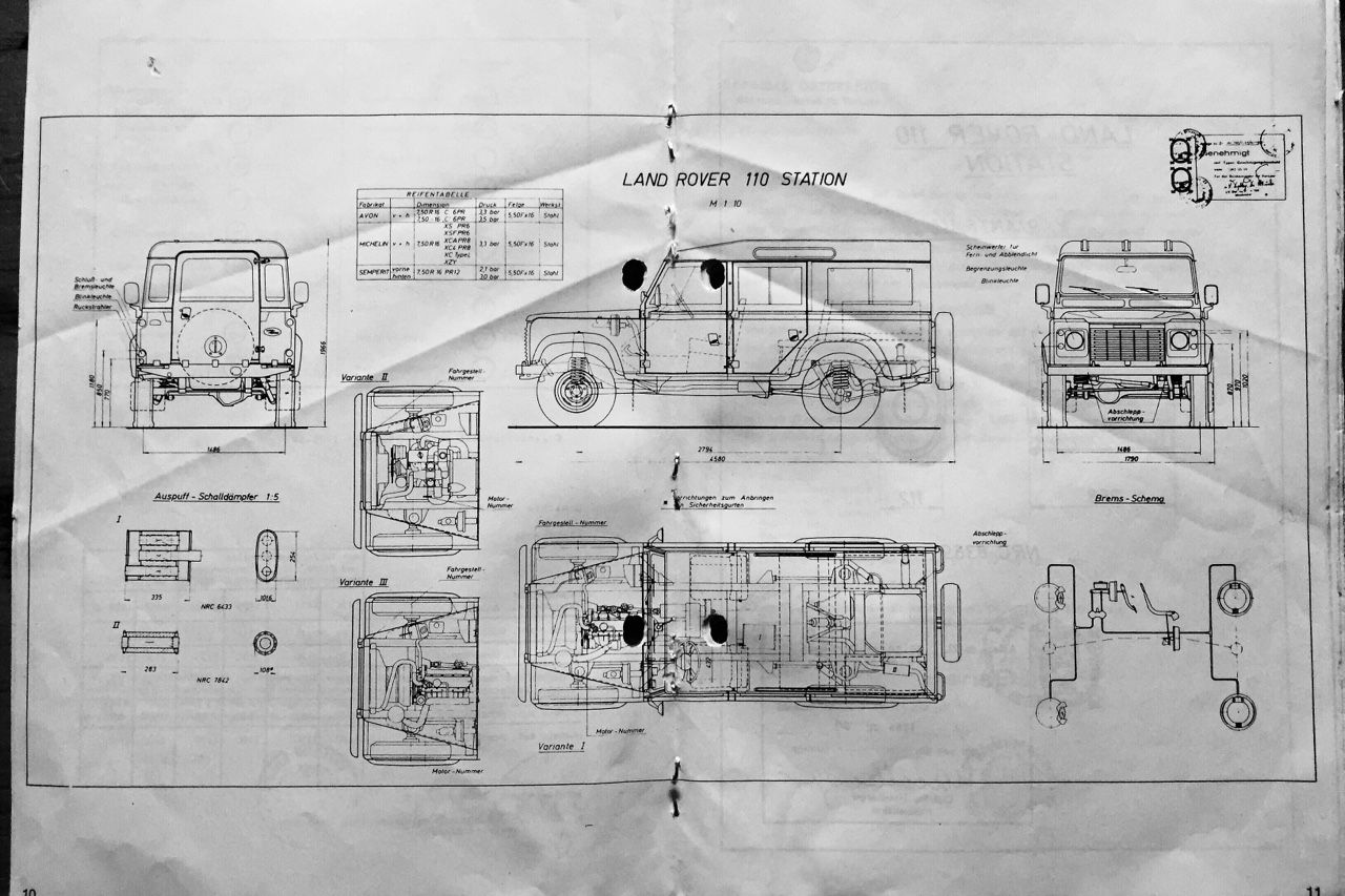 land rover schematics simple wiring diagram rh 38 mara cujas de land rover defender schematics land [ 1280 x 853 Pixel ]
