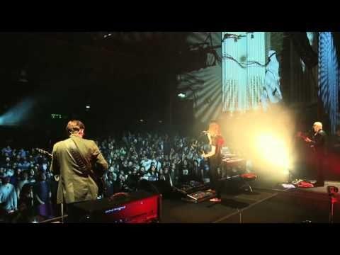 Steven Wilson's Harmony Korine Live in Mexico City. Very fucking impressive.