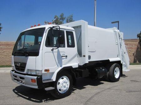 2007 Ud 2300 Wayne 11 Yard Rear Loader Garbage Truck For Sale By Prince Motors Garbage Truck Trucks Trucks For Sale