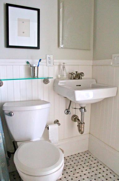 Glass Shelf Over Toilet Wallmount Vs Vanity Table Tile To Ceiling In Shower Shelves Over Toilet Glass Shelves Bathrooms Remodel