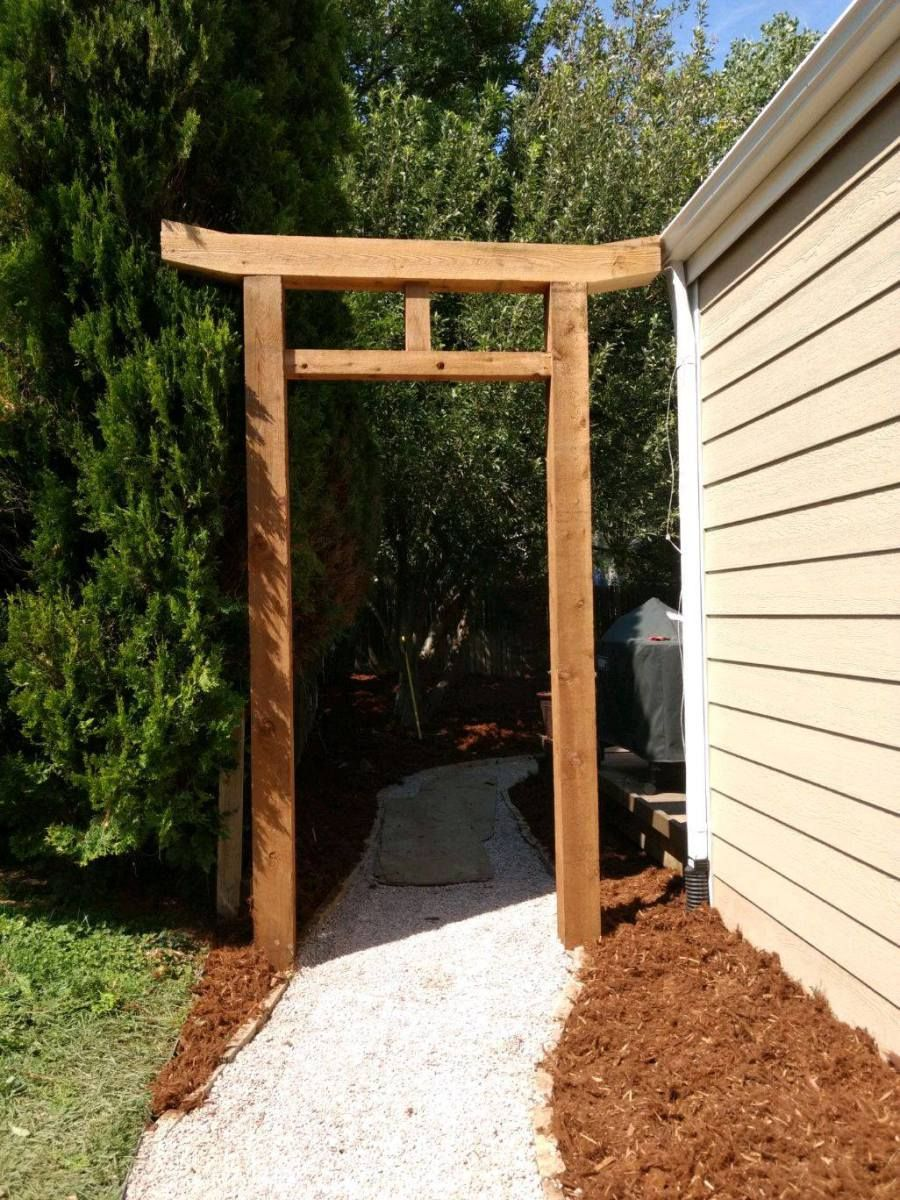 The Torii Gate is September Project of the Month