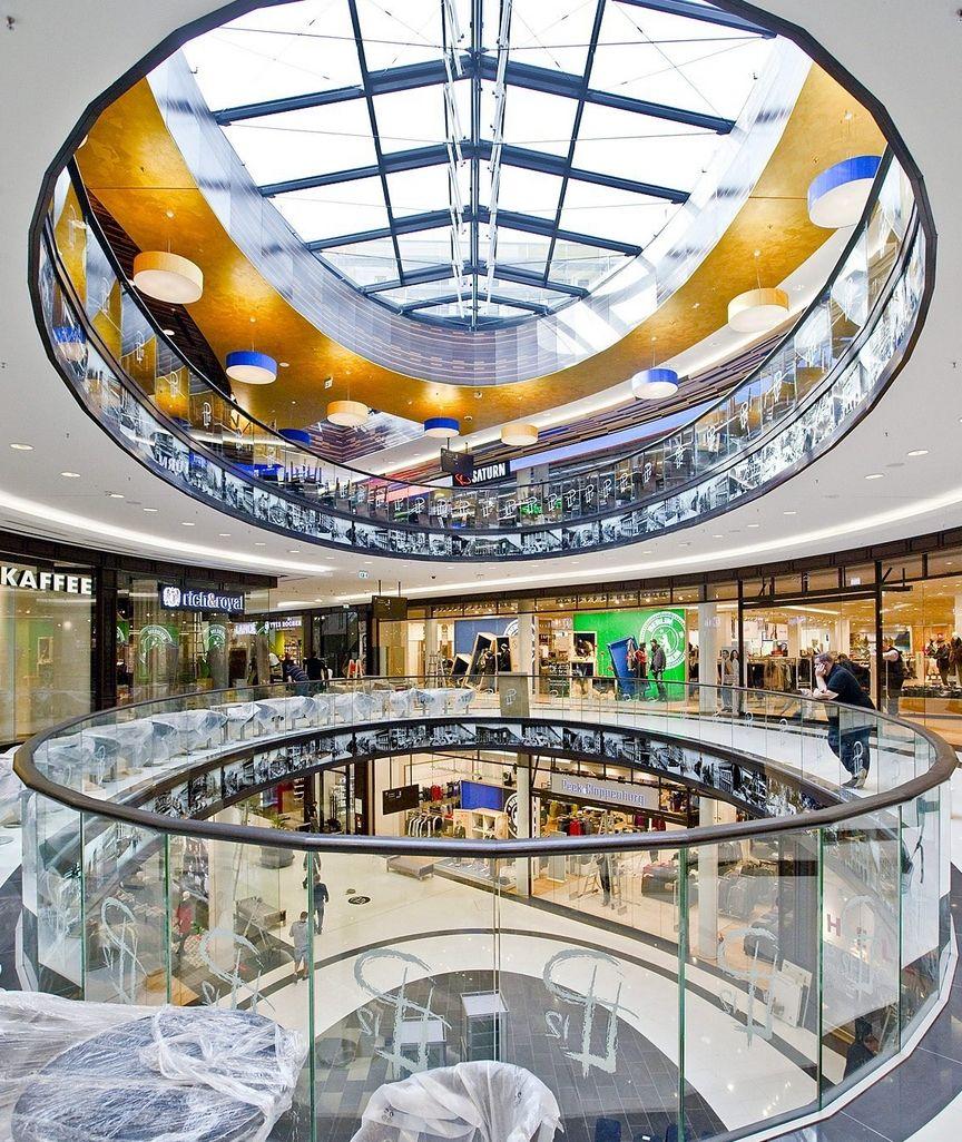 Sena Hospitality Design: Mall Of Berlin