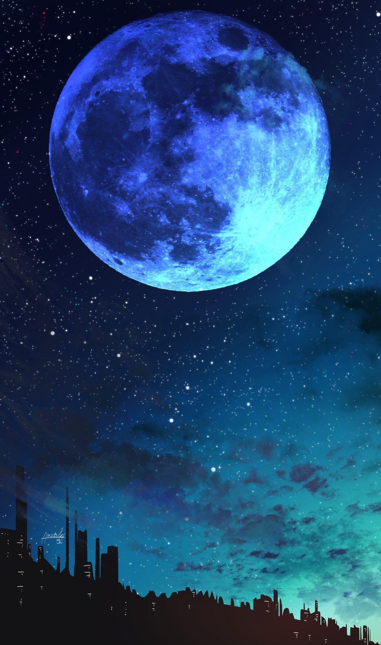 ボード 美しい月 のピン