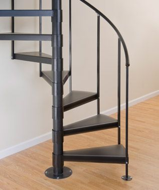 Best Spiral Stair Kit Customer Showcase Gallery Stairways To 400 x 300