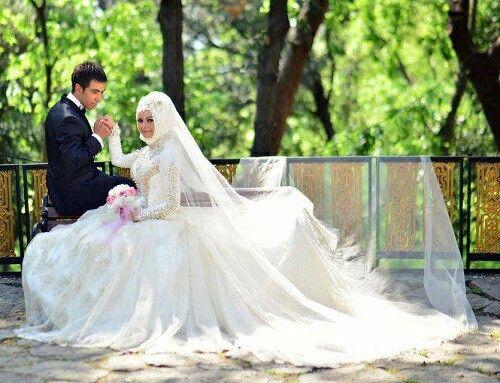 Cute muslim couple   Muslim wedding   Pinterest